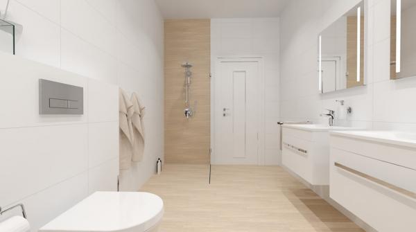 Koupelna - velká